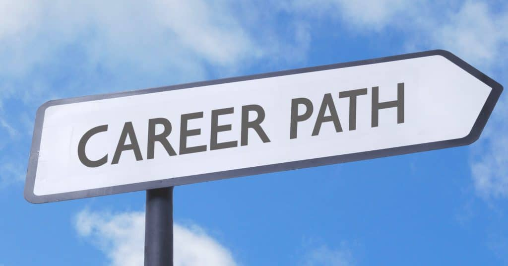 This way to your best career path!